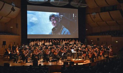 Philharmonie München | Der Medicus | Filmfoniker | Charles B. Logan | the sweet60s
