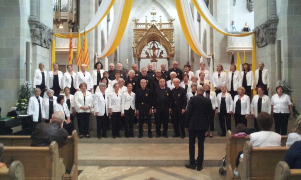 the sweet60s Konzert im Kloster St. Ottilien