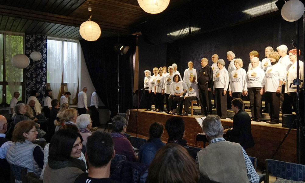 the sweet60s   Landsberger Gospelchor   Happinger Ludenhausen