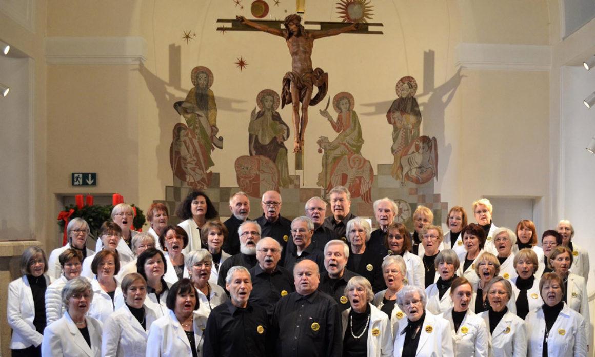 the sweet60s in der Christuskirche Landsberg