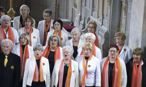 Gospelkonzert The Sweet60s in Asch