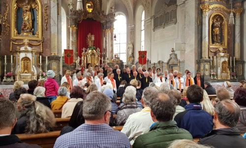 Gospelkonzert in Asch