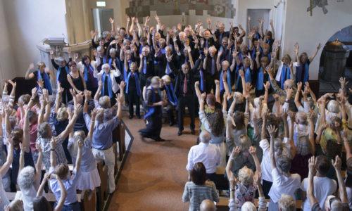 Jubiläumskonzert in der evangelischen Christuskirche