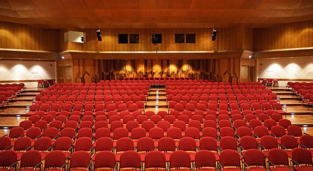 Konzertsaal Modeon Marktoberdorf