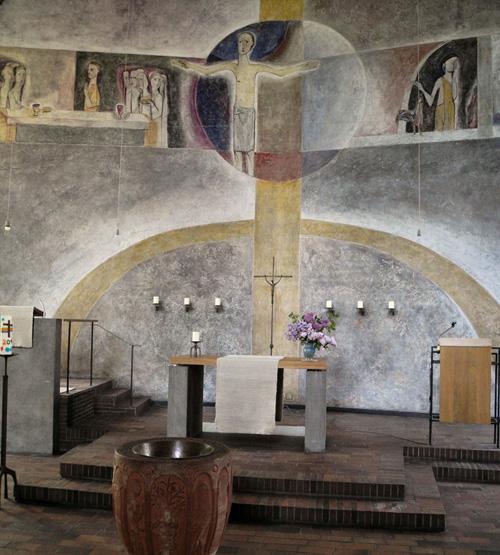 Petruskirche Geretsried