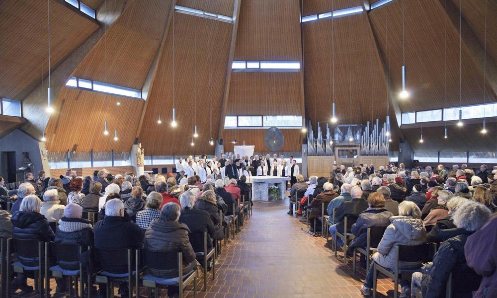 the sweet60s   Gospelkonzert   Maria am Wege Windach